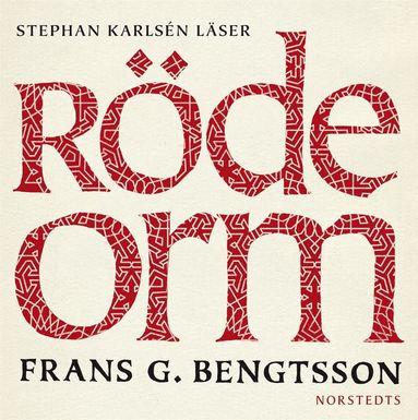 bokomslag Röde orm : en berättelse från okristen tid