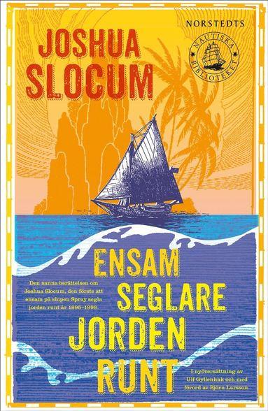 bokomslag Ensam seglare jorden runt