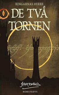 bokomslag De två tornen : andra delen av Ringarnas herre