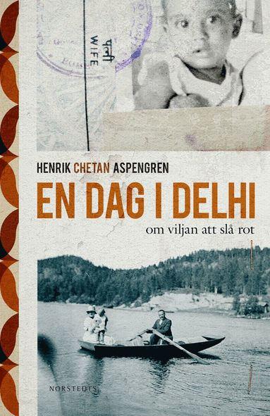 bokomslag En dag i Delhi : om viljan att slå rot