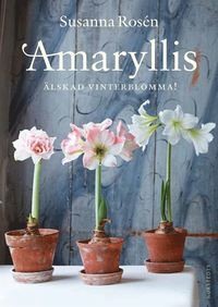 bokomslag Amaryllis : älskad vinterblomma!