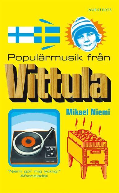 bokomslag Populärmusik från Vittula