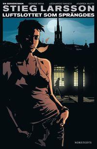 Luftslottet som sprängdes - En serieroman