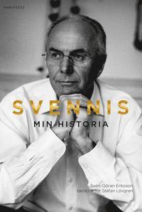 bokomslag Svennis : min historia