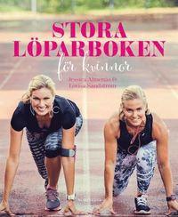 bokomslag Stora löparboken för kvinnor