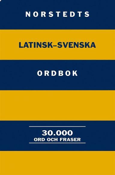 bokomslag Norstedts latinsk-svenska ordbok