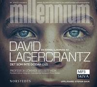 bokomslag Det som inte dödar oss - Millennium 4