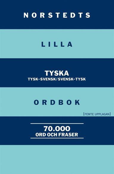 bokomslag Norstedts lilla tyska ordbok