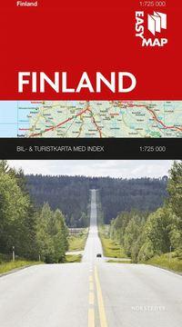 bokomslag Finland EasyMap