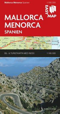 bokomslag Mallorca EasyMap