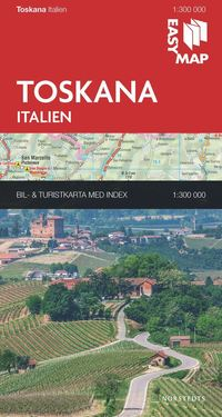 Toscana EasyMap : 1:300000