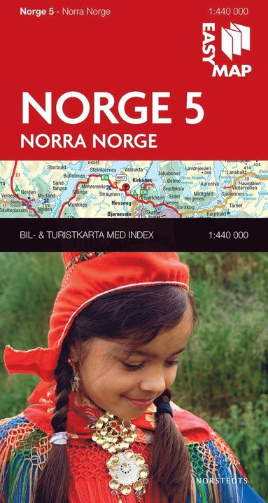 Norra Norge EasyMap