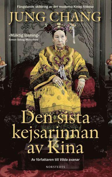 bokomslag Den sista kejsarinnan av Kina