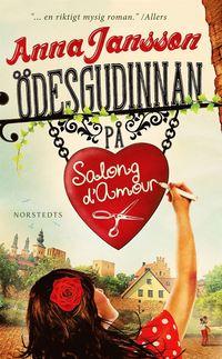 bokomslag Ödesgudinnan på Salong d'Amour