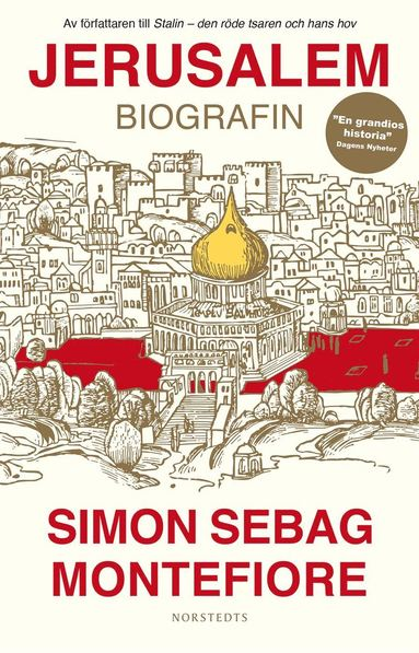 bokomslag Jerusalem : biografin