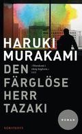 bokomslag Den färglöse herr Tazaki