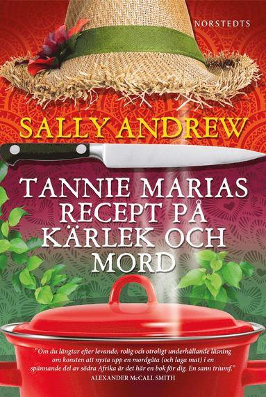 bokomslag Tannie Marias recept på kärlek och mord