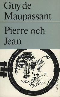 bokomslag Pierre och Jean