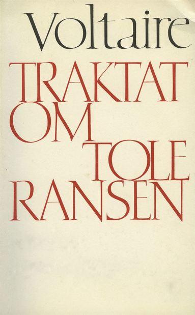 bokomslag Traktat om toleransen
