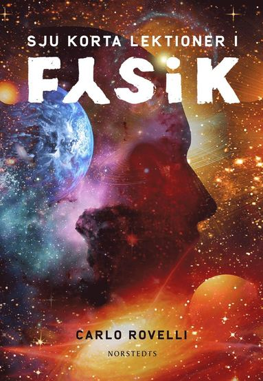 bokomslag Sju korta lektioner i fysik