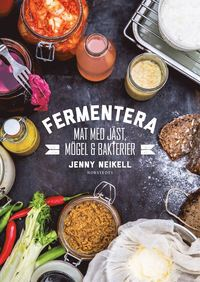 bokomslag Fermentera : mat med jäst, mögel och bakterier