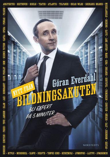 bokomslag Nytt från Bildningsakuten : bli expert på 5 minuter