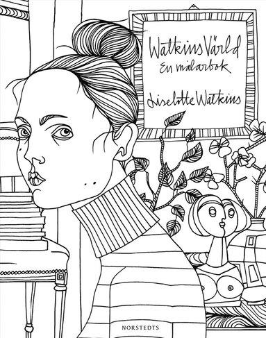 bokomslag Watkins värld : en målarbok