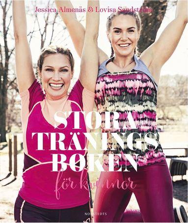 bokomslag Stora träningsboken för kvinnor