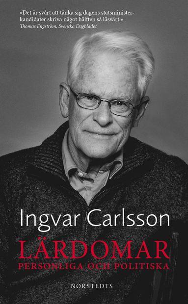 bokomslag Lärdomar : personliga och politiska