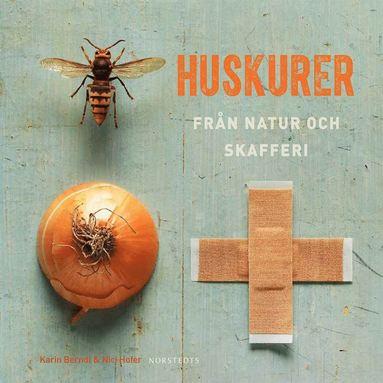 bokomslag Huskurer : från natur och skafferi