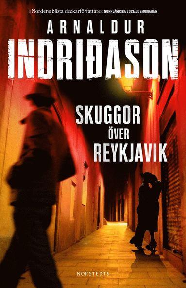 bokomslag Skuggor över Reykjavik