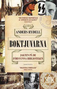 bokomslag Boktjuvarna : Jakten på de försvunna biblioteken