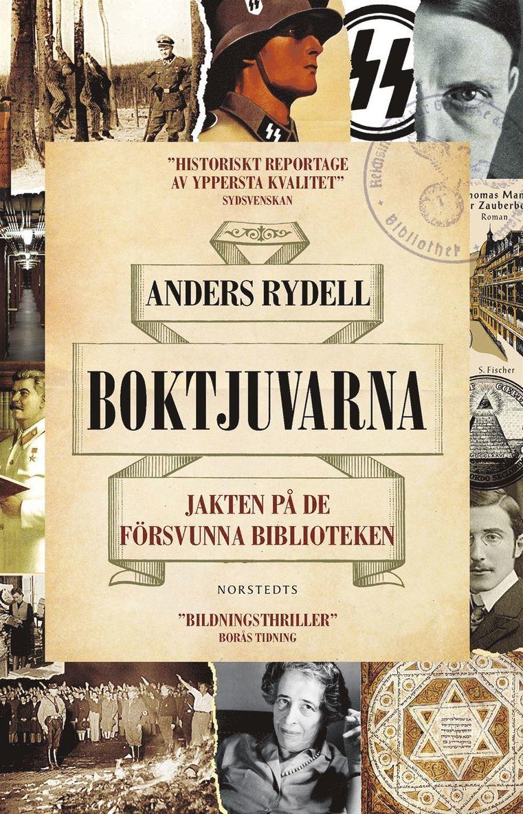 Boktjuvarna : Jakten på de försvunna biblioteken 1