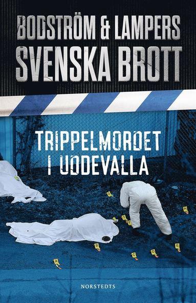 bokomslag Trippelmordet i Uddevalla