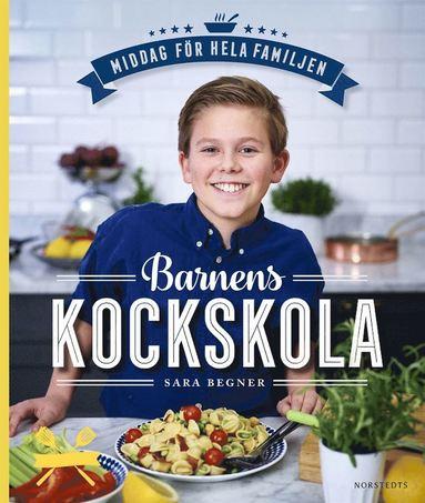 bokomslag Barnens kockskola : middag för hela familjen