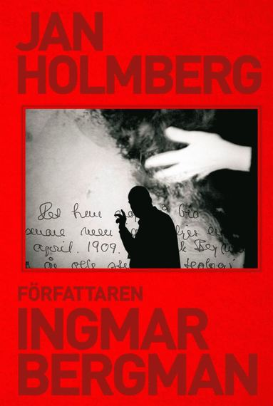 bokomslag Författaren Ingmar Bergman
