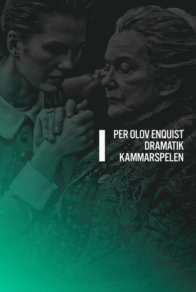 bokomslag Dramatik I : kammarspelen