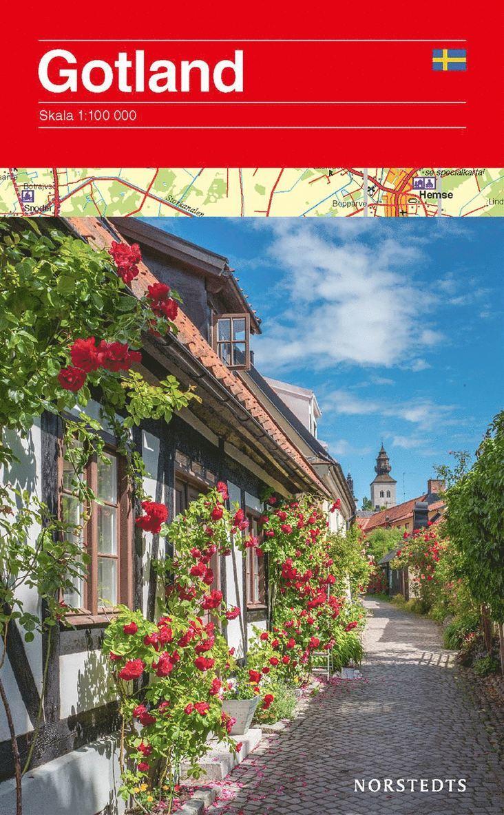 Gotland karta : Skala 1:100000 1