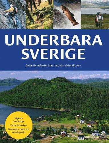 bokomslag Underbara Sverige : guide för utflykter året runt från söder till norr