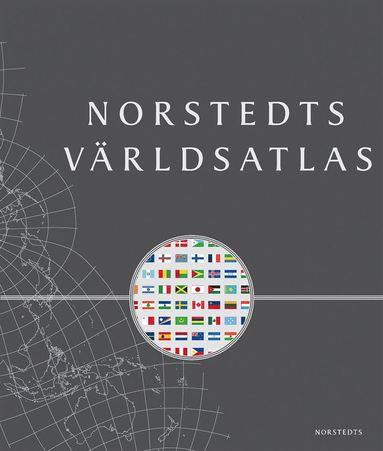bokomslag Norstedts Världsatlas