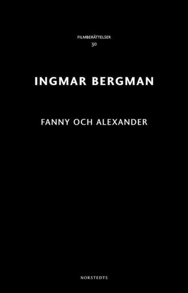 bokomslag Fanny och Alexander