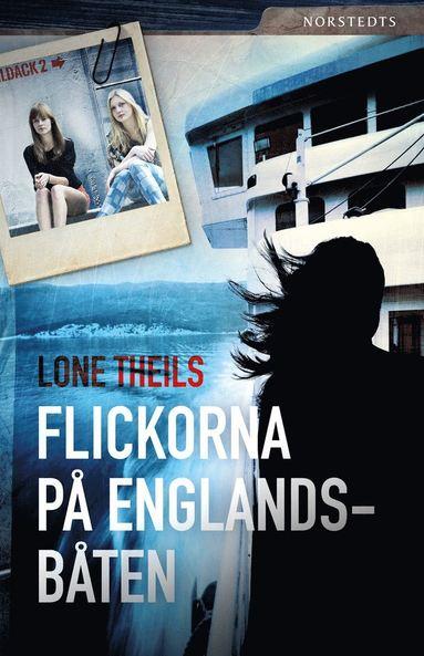 bokomslag Flickorna på Englandsbåten
