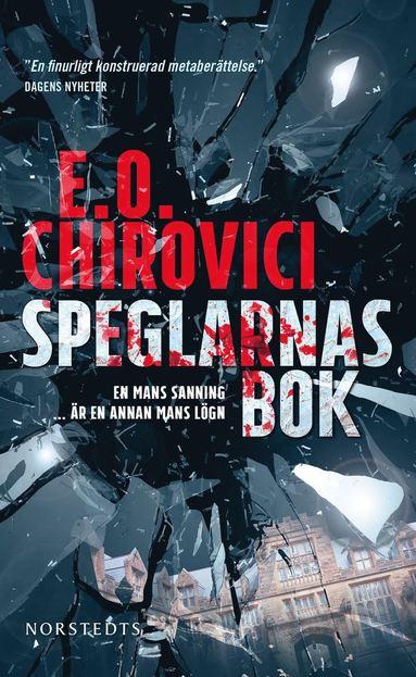 bokomslag Speglarnas bok
