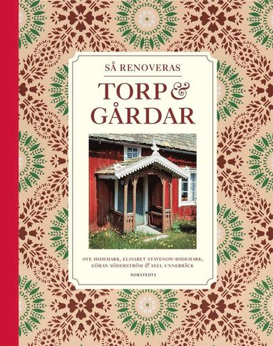 bokomslag Så renoveras torp & gårdar