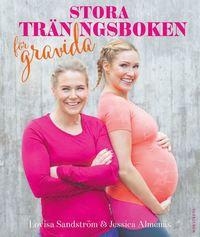 bokomslag Stora träningsboken för gravida