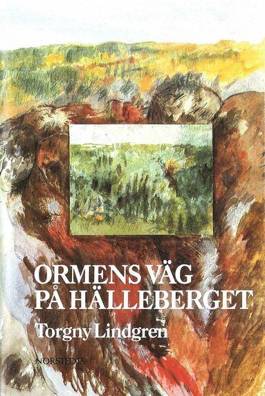 bokomslag Ormens väg på hälleberget