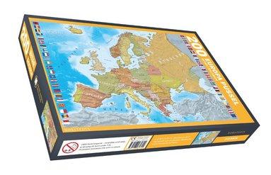 Pussel 200 bitar Europa 1