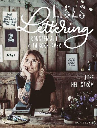bokomslag Lises lettering : konsten att rita bokstäver