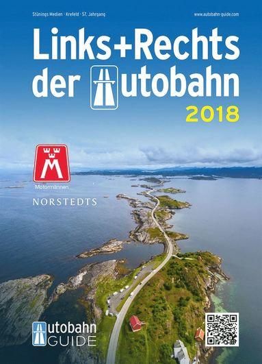 bokomslag Links und Rechts der Autobahn 2018