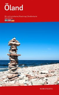 bokomslag Öland karta : Skala 1:100.000